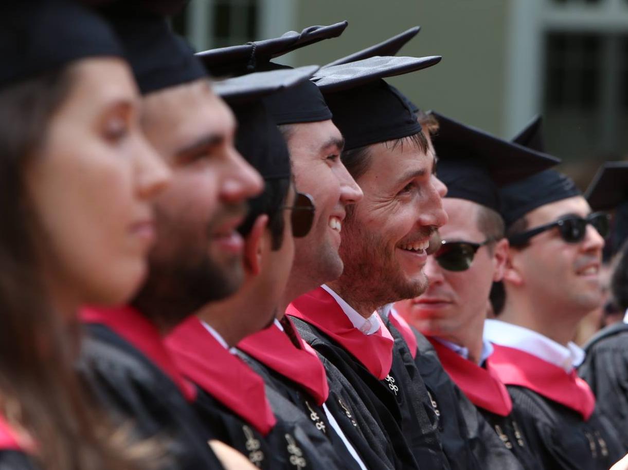 5 essays that got people into harvard business school