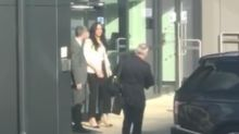 Duchess of Sussex makes surprise visit to London school