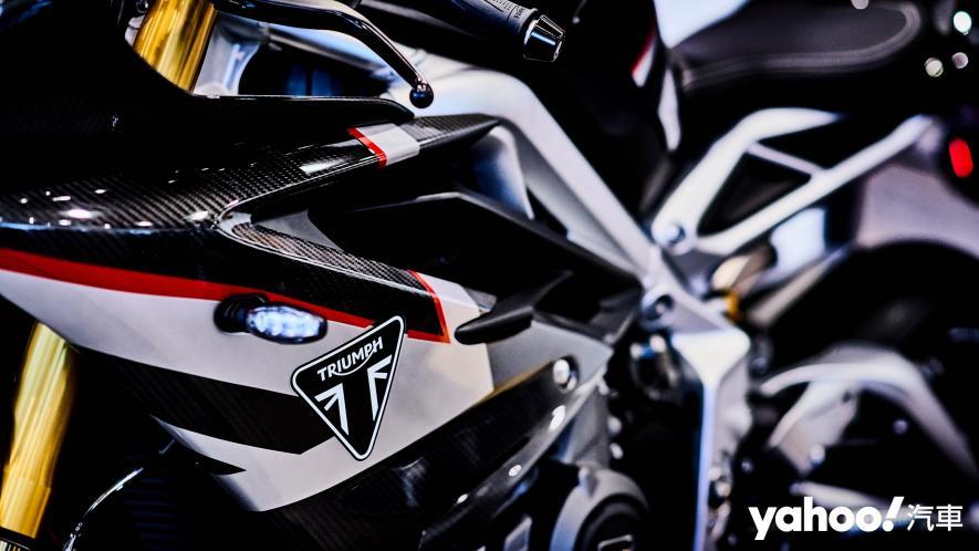 唯一官方認可道路化廠車!Triumph Daytona Moto2 765 Limited Edition實車鑑賞! - 5