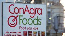 Conagra's profit nearly doubles