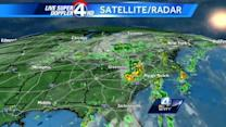 Dale's Monday Forecast July 1, 2013