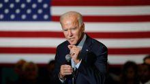 Biden, lone top 2020 Democrat to oppose federal marijuana legalization, cites 'gateway drug' concern