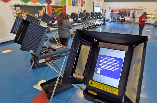 Voting machine maker sold states systems with remote-access tools