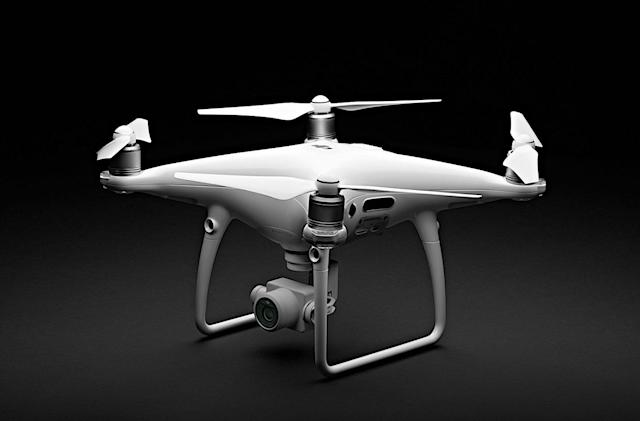DJI's newest drones are built for filmmakers