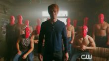 Archie forms a menacing 'Riverdale' vigilante group to fight the 'Black Hood' killer