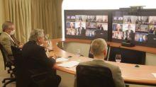 Mercosur apuesta por trabajo conjunto para combatir la pandemia