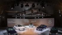 前瞻智能All New Mercedes-Benz E-Class 上市發表