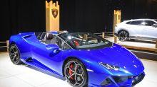 Lamborghini sales stay hot with stock market soaring again: CEO