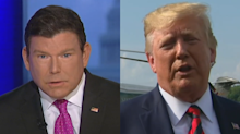 Fox News' Bret Baier explains 'news' vs. 'opinion' to Trump