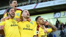 Burnley grab first away win to leave Crystal Palace facing nervous finish