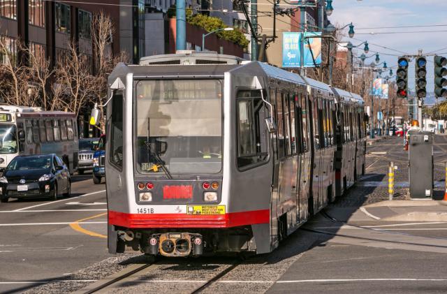 San Francisco transit stations fall victim to a hack
