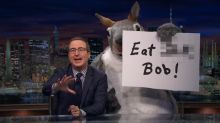 John Oliver gloats about dismissal of defamation lawsuit by coal magnate