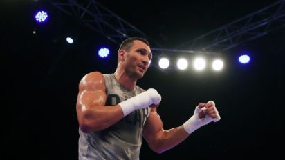 Why it won't be the same old Klitschko who challenges Joshua