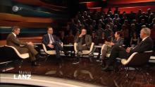 """Talk bei Markus Lanz: """"Wir hätten auch 40 Minuten über die Zukunft Deutschlands diskutieren können."""""""