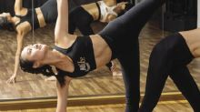 湯怡 KATHY X DELIA 以雙人瑜伽聯繫身和心