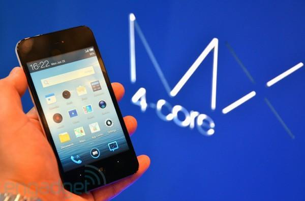 Meizu MX 4-core and Flyme OS 1.0 formally announced, available on June 30th