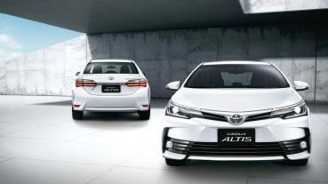 從中古市場加入豐田大軍!這三款Toyota會是你的好選擇