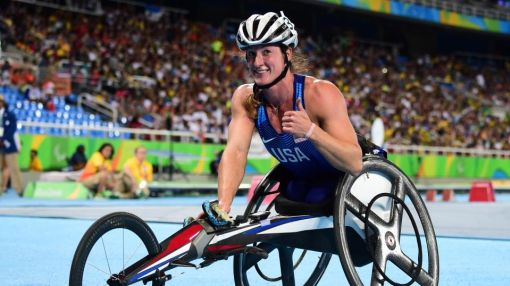 Tatyana McFadden: US Paralympian On Her Journey From Russian Orphanage To Gold Medal Glory