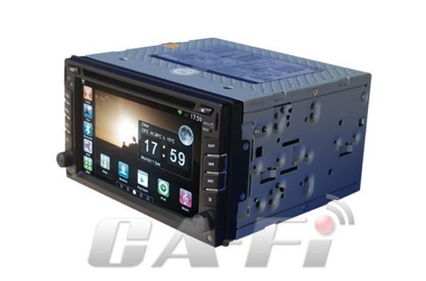 Ca-Fi 621000 brings infotainment to cars with double DIN / without Connect or Sync