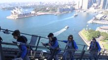 疫情下力求轉型 ''攀雪梨大橋''改鎖定澳洲國內旅客