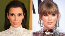 Taylor Swift no ha perdonado a Kim Kardashian