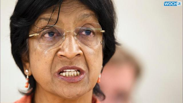 UN Rights Chief: Crimes Against Humanity In Iraq