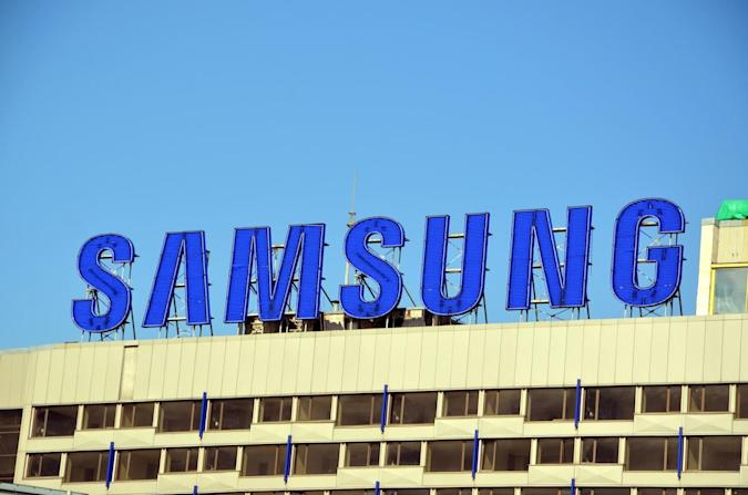 Samsung wants to get into the self-driving car business