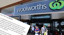 'Delete them': Woolworths gift card scam targeting shoppers