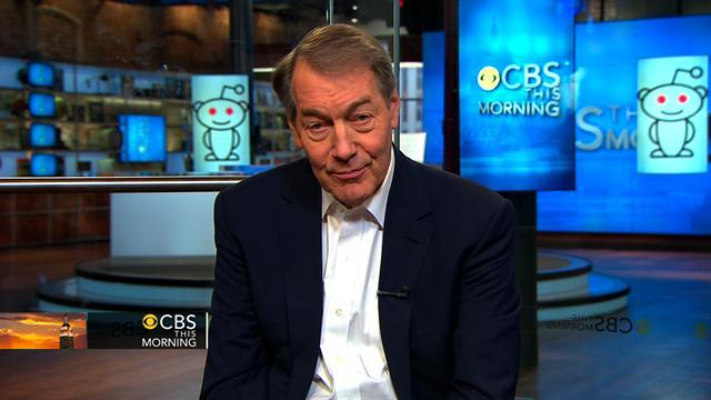 Charlie Rose talks misconceptions about show guests