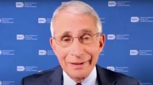 Dr. Fauci Shares Secret of Keeping Your Immune System Strong