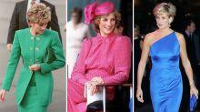 Die legendärsten Modemomente von Prinzessin Diana