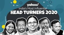 India's 10 most influential 'head turners'
