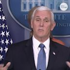 "Mike Pence: 'Italy may be the most comparable"" to the US on coronavirus cases and deaths"