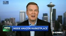 The head of Amazon's marketplace has lost most of his authority amid internal shake-up