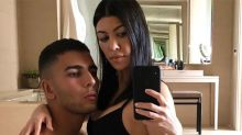 Kourtney Kardashian Just Posted the Sexiest Pic