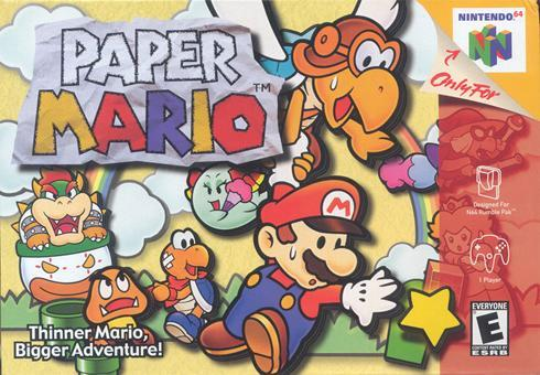 Four48 crew tackling Paper Mario for weekend Child's Play marathon