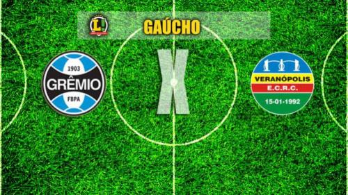 Sem contar com Maicon, Grêmio recebe o Veranópolis pelo Gauchão