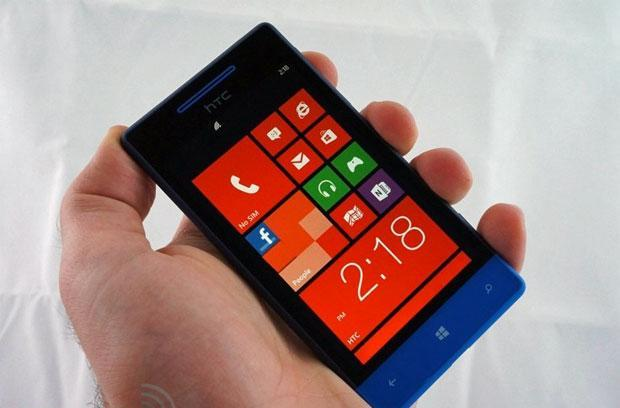 HTC Windows Phone 8S available now on Three UK: £17 per month or £180 off-contract