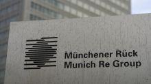 Munich Re steigert Gewinn und weitet Geschäft aus