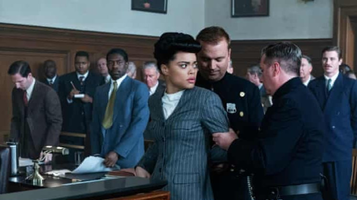 Billie Holiday biopic: 'They hounded her until she died'