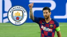 Man City are 'the top candidate to sign Messi', says Barcelona presidential hopeful Font