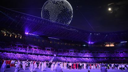 Best, worst moments of Opening Ceremony