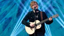 Ed Sheeran has double toilet trouble at Cardiff show