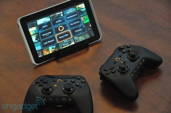 OnLive outs universal wireless controller, seamless Facebook integration and more -- we test the tablet experience on an HTC Flyer (video)