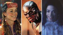Las superestrellas que quisieron ser personajes de 'X-Men'