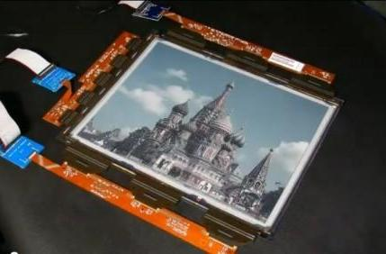 Plastic Logic demoes flexible color display for e-readers (video)