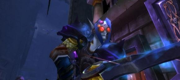 Lichborne: Professions for level 85 death knights