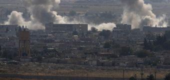 Turquía arrecia bombardeos a posiciones kurdas