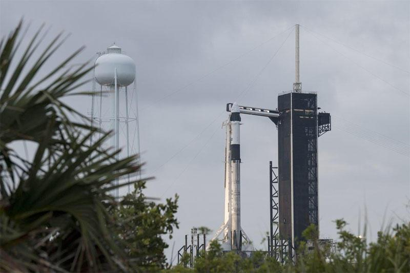 SpaceX Crew Dragon launch delayed to Friday