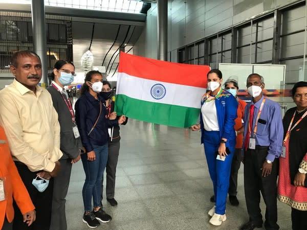 Tokyo Olympics: Sania Mirza, Ankita Raina depart for Games